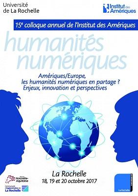 Americas / Europe, Digital Humanities as Shared Space?